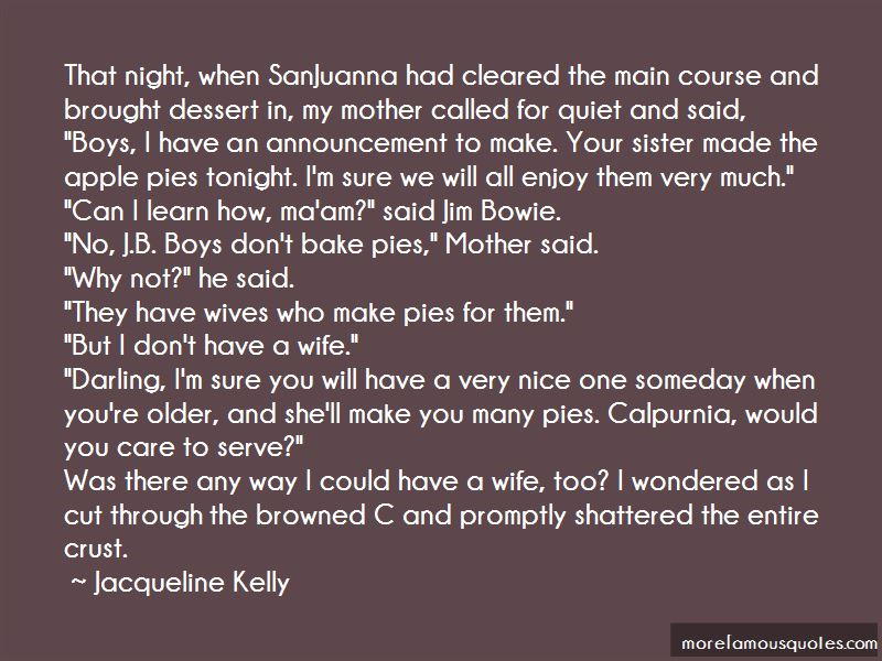 Quotes About Calpurnia