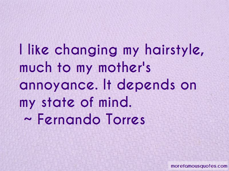 Quotes About Changing Hairstyle