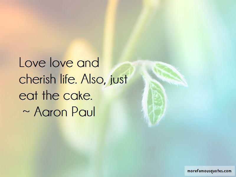 Cherish Life Quotes Pictures 2