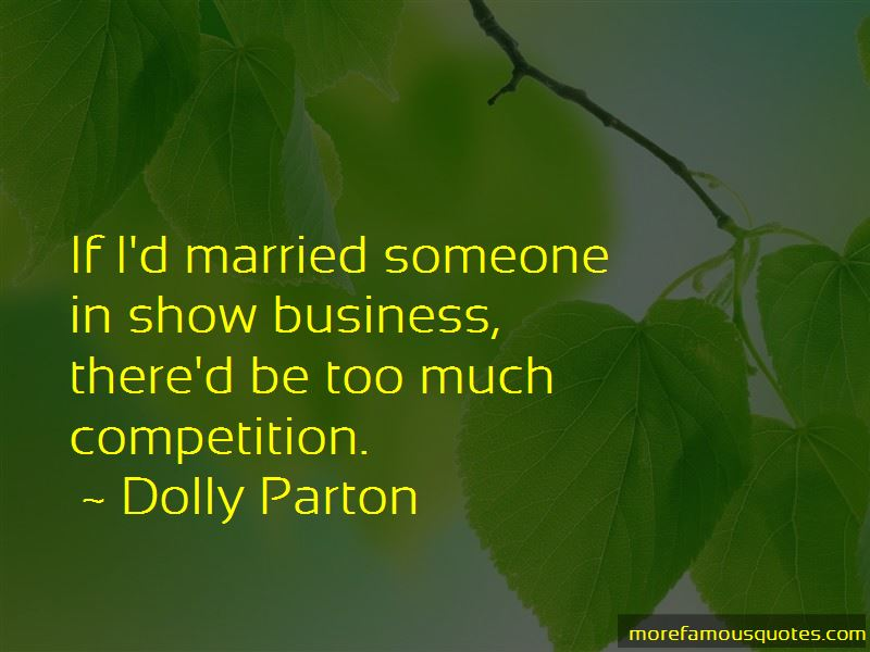 Quotes About Competition Business