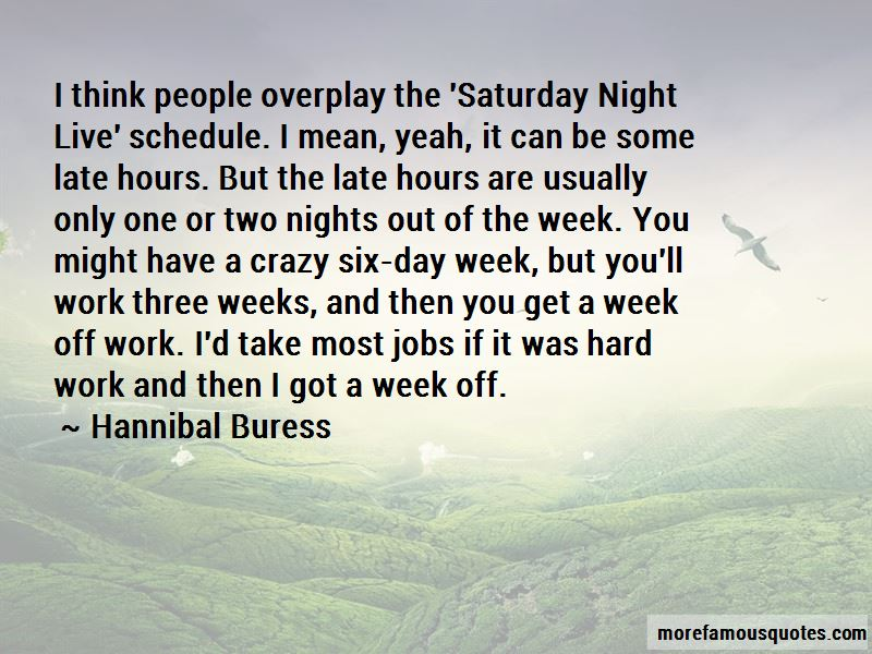 Quotes About Crazy Nights Out