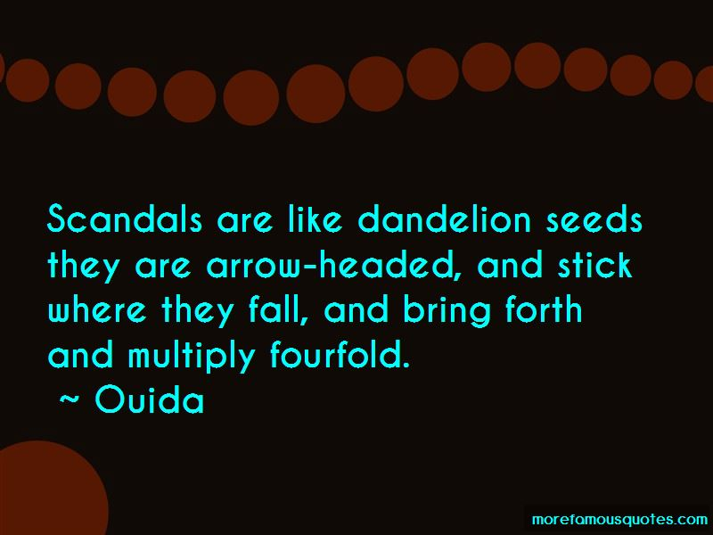 Dandelion Seeds Quotes Pictures 3