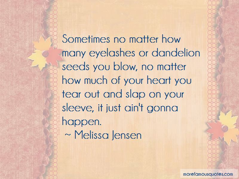 Dandelion Seeds Quotes Pictures 4