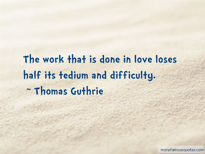 Quotes About Difficulty Of Love