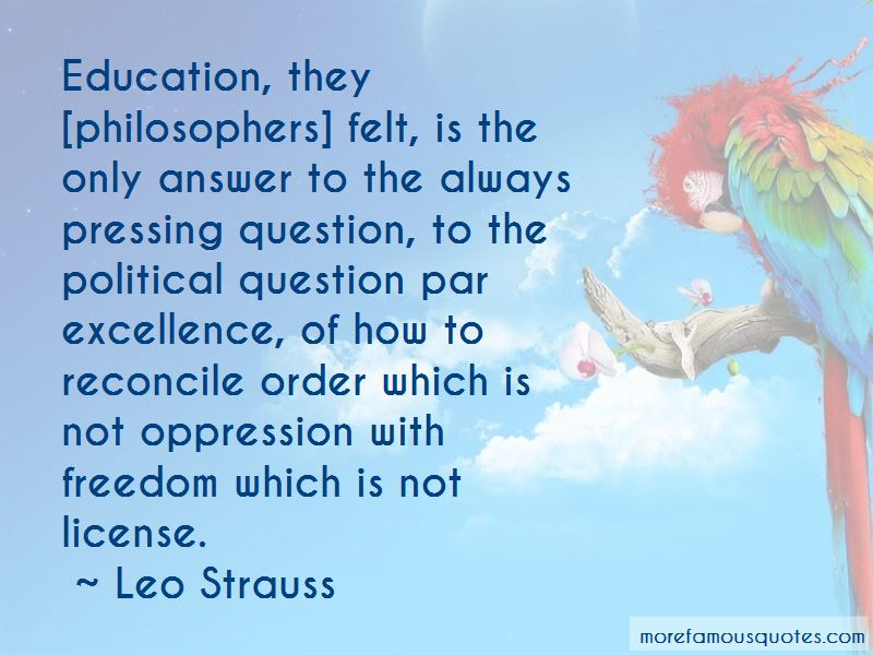 Quotes About Education And Oppression