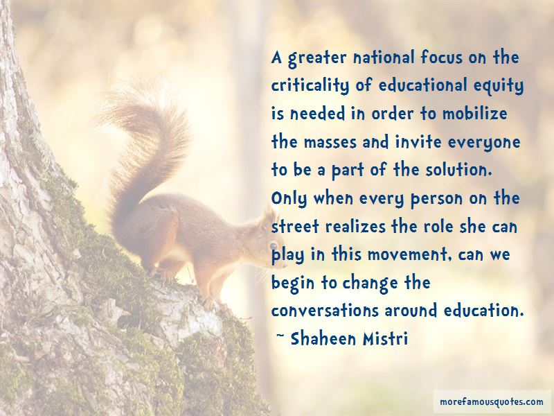 Quotes About Equity In Education