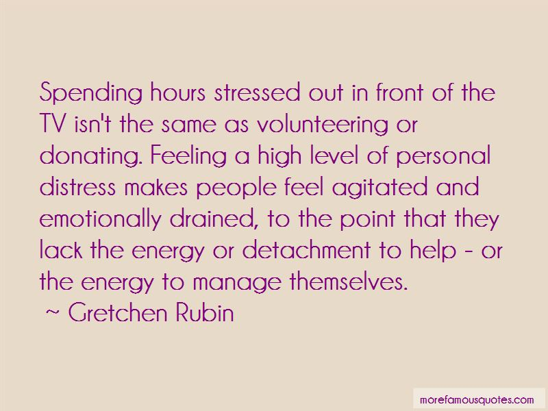 Quotes About Feeling Emotionally Drained: top 1 Feeling ...