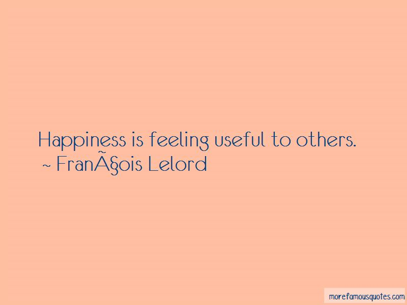 Quotes About Feeling Useful