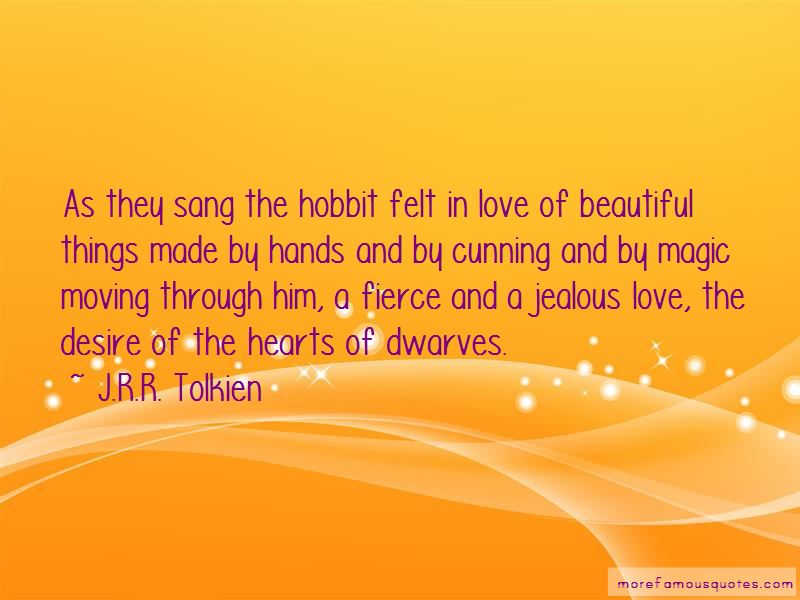Quotes About Felt In Love