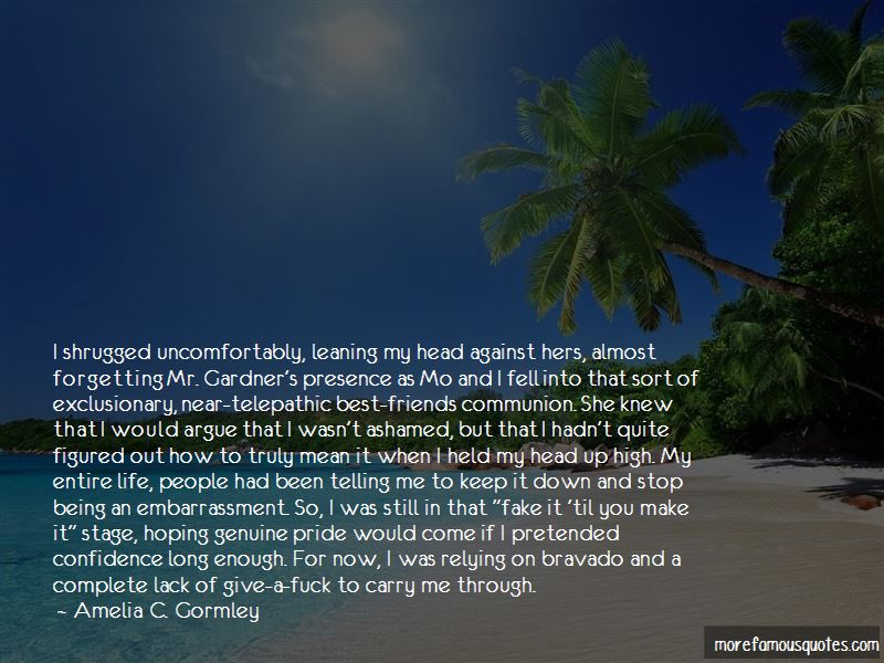Quotes About Forgetting Best Friends