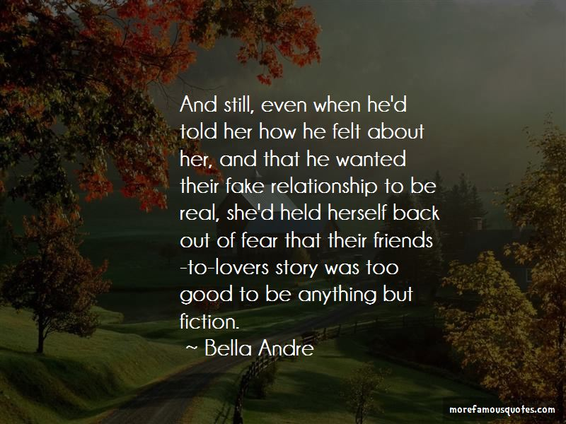 Quotes About Friends To Lovers