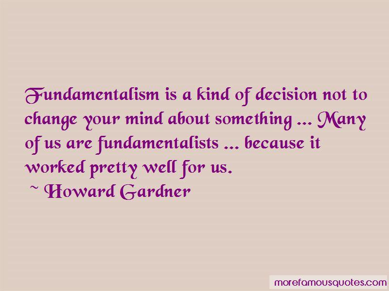 Fundamentalism Quotes Pictures 3