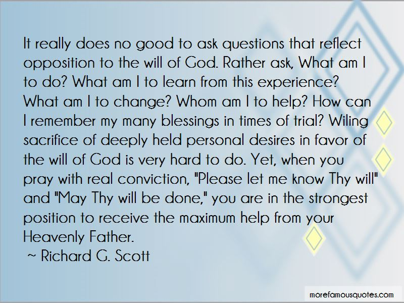 Quotes About God And Hard Times