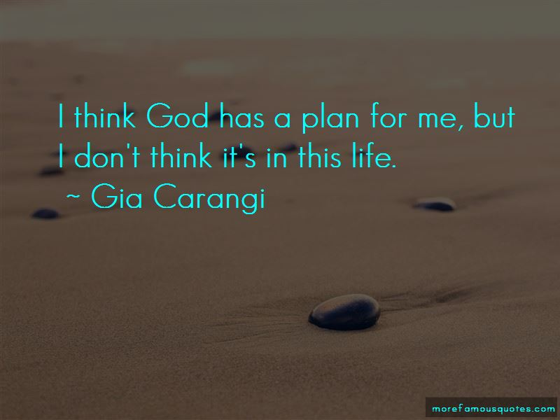 Quotes About God Has A Plan For Me: top 46 God Has A Plan ...