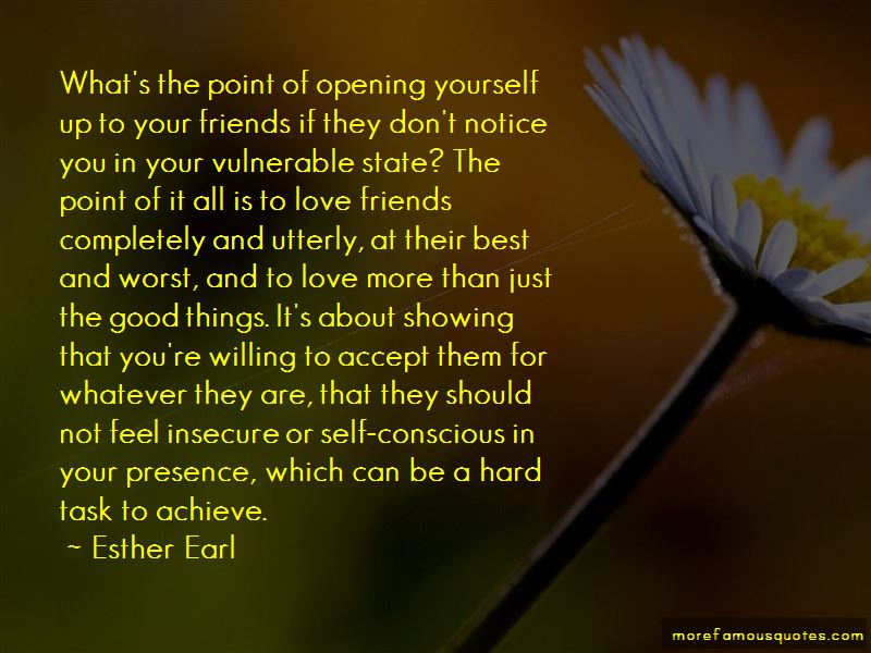 Insecure Friends Quotes Pictures 3