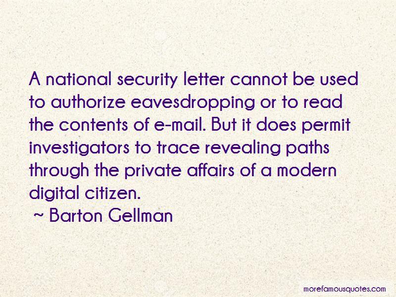 Quotes About Investigators