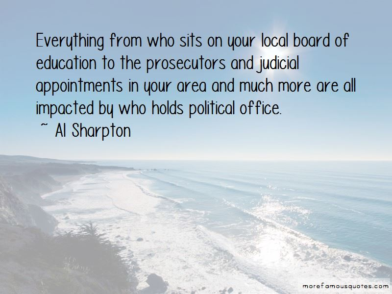 Quotes About Judicial Appointments