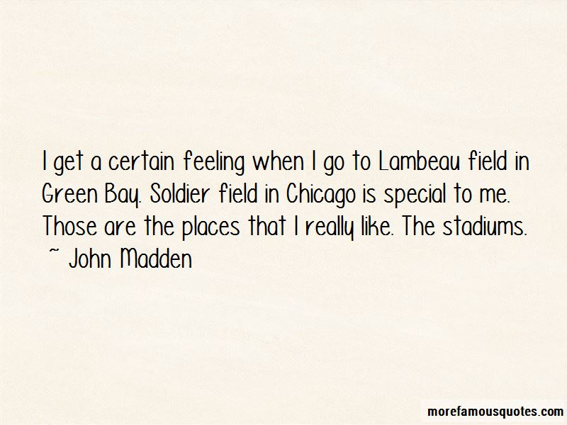 Lambeau Field Quotes Pictures 2