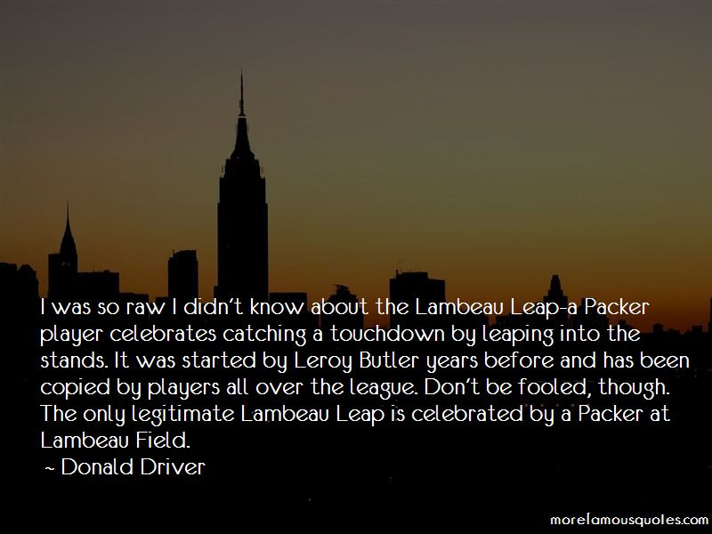 Lambeau Field Quotes Pictures 3
