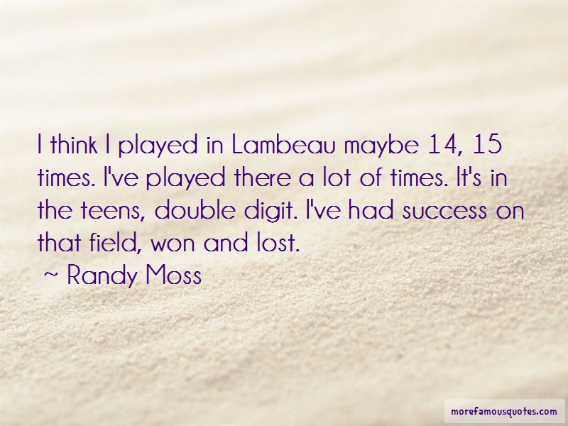 Lambeau Field Quotes Pictures 4