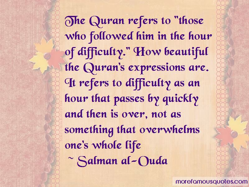 Quotes About Life From Al Quran