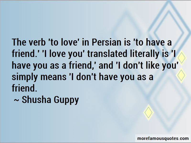 Quotes About Love In Persian