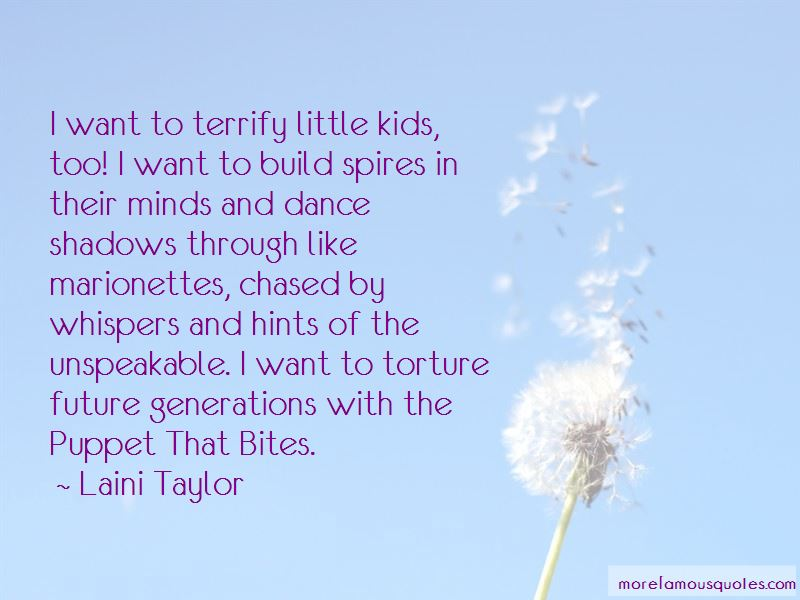 Quotes About Marionettes