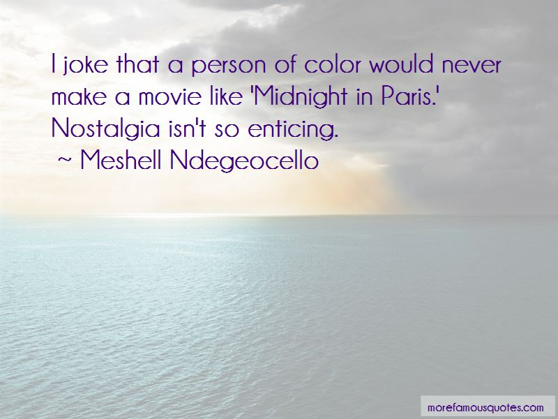 Quotes About Midnight In Paris