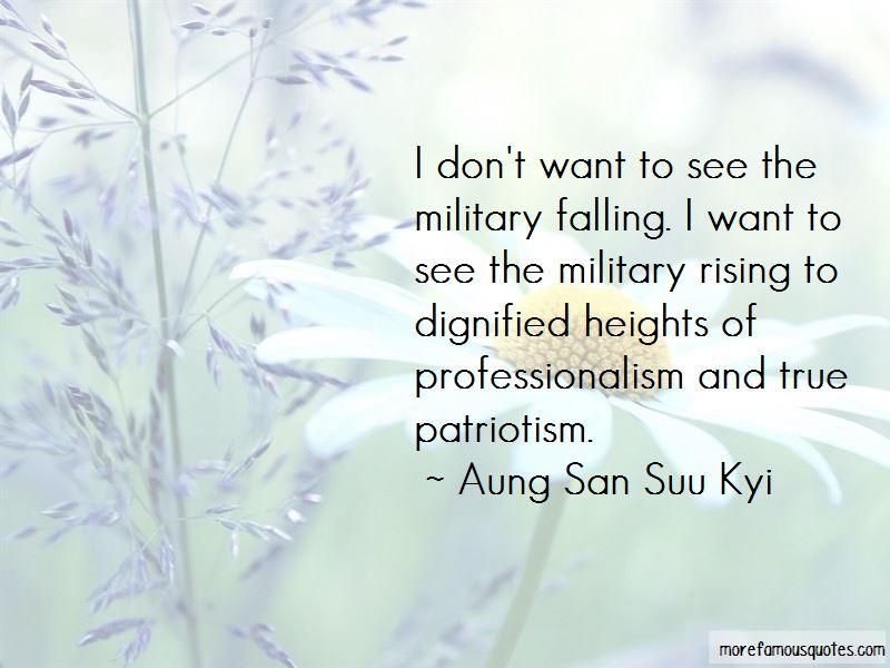 military professionalism quotes pictures 2