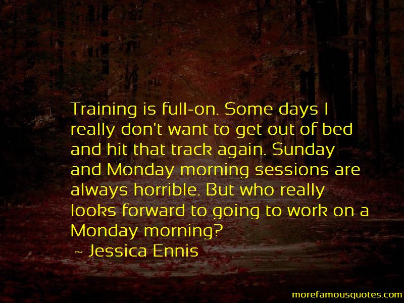 Quotes About Monday Again