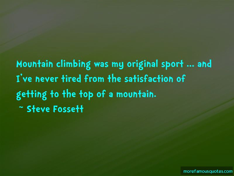 Mountain Climbing Quotes Pictures 2