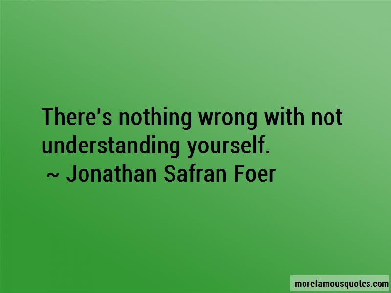 Quotes About Not Understanding Yourself