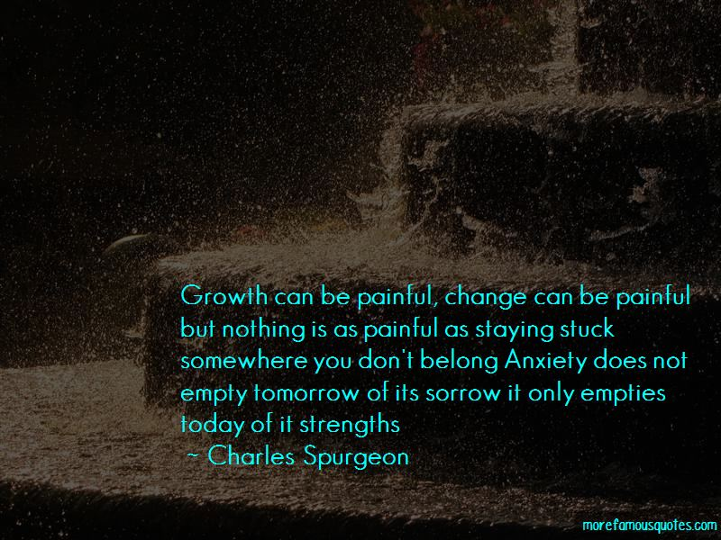 Quotes About Painful Change