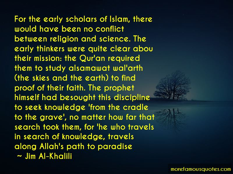 Quotes About Paradise Islam
