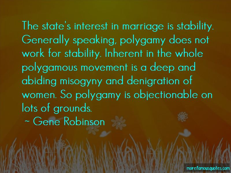 Polygamous Quotes Pictures 4