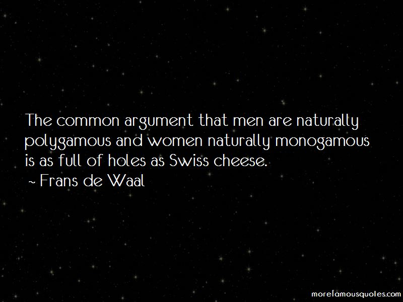 Quotes About Polygamous