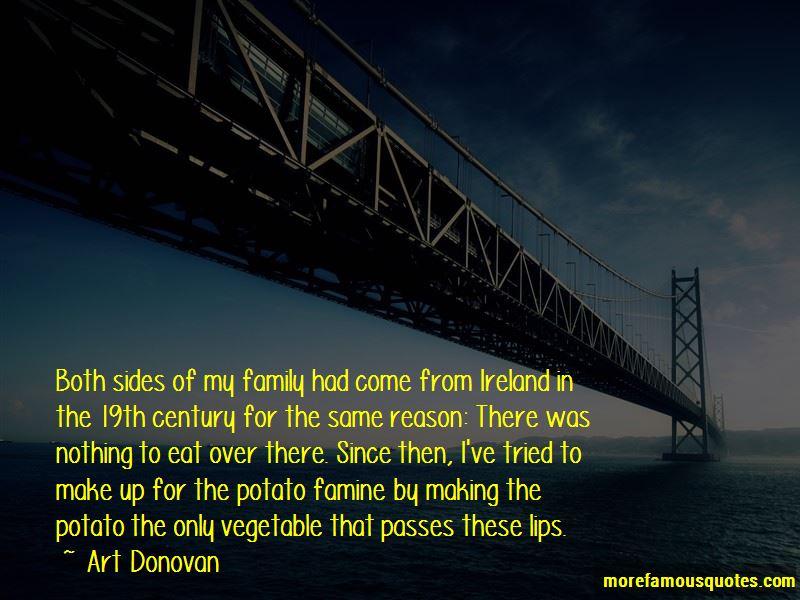 Potato Famine Quotes Pictures 3