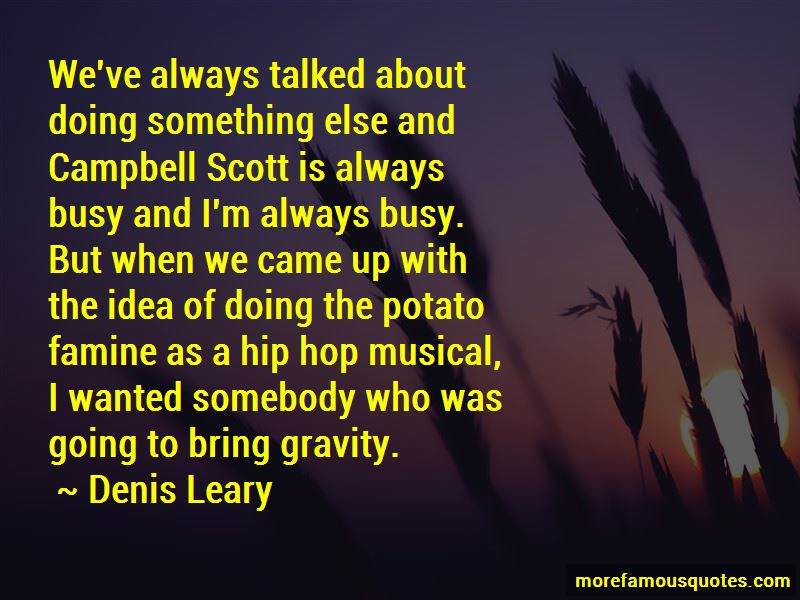 Quotes About Potato Famine
