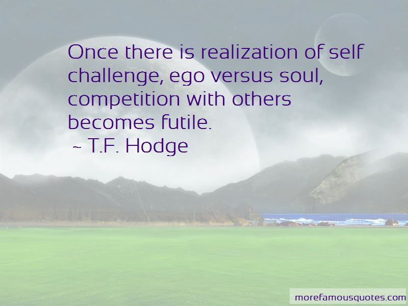 Quotes About Realization Of Self