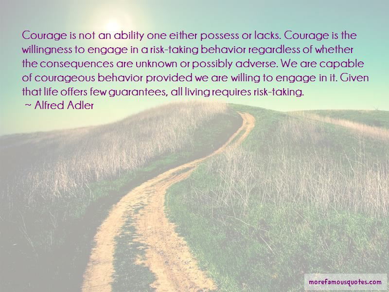 Quotes About Risk Taking In Life