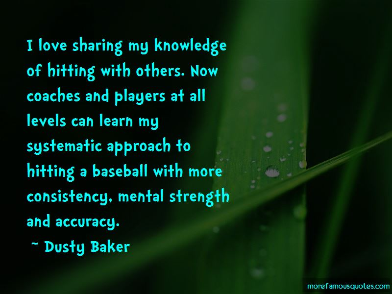 Quotes About Sharing Knowledge With Others