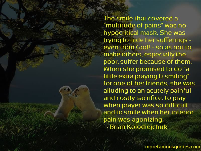 Smiling Because Of God Quotes Pictures 2