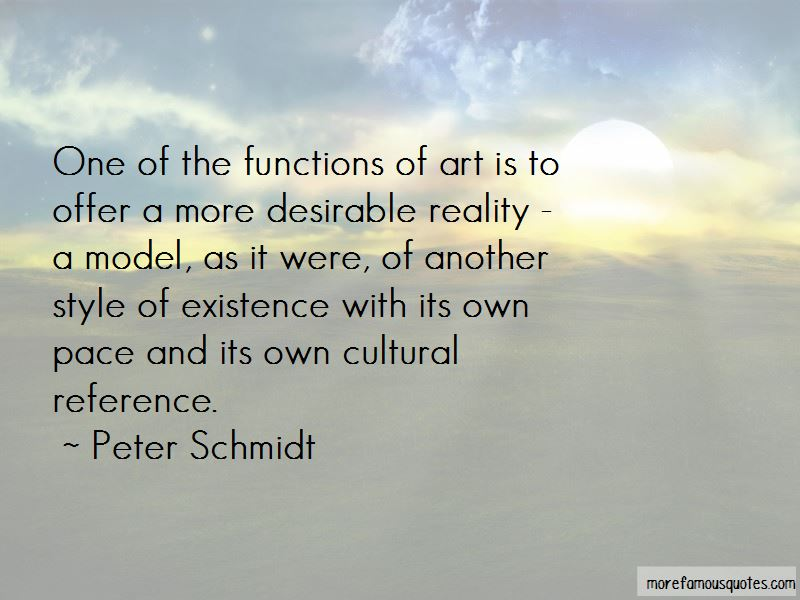 Quotes About The Functions Of Art