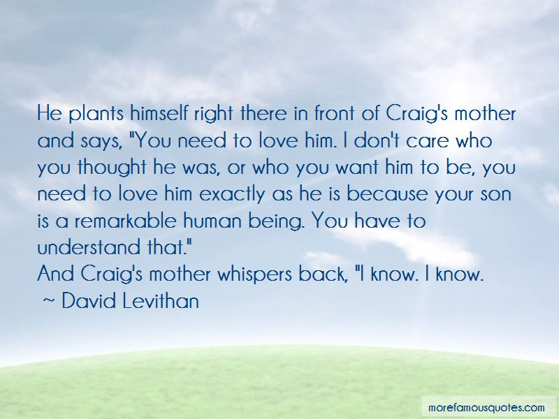 Quotes About The Love You Have For Your Son