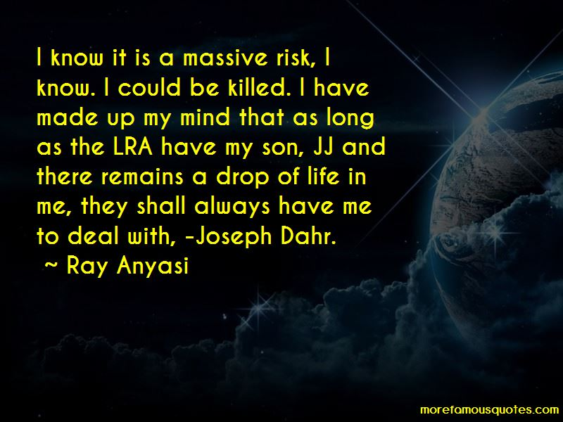 Quotes About The Lra