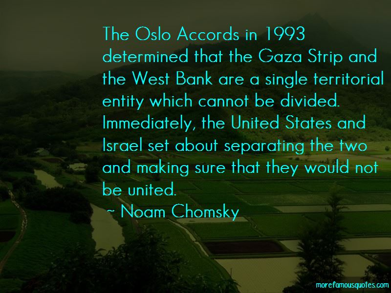 an analysis of the oslo accords Shimon peres and the legacy of the oslo accords the 1993 oslo peace accords and for winning the nobel and get the latest analysis and.