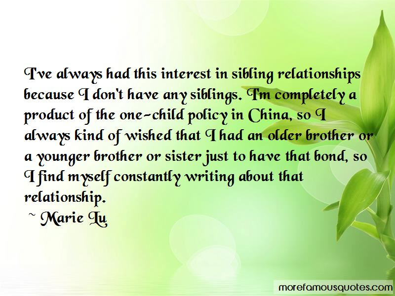 The Relationship Of Sister And Brother Quotes Pictures 4