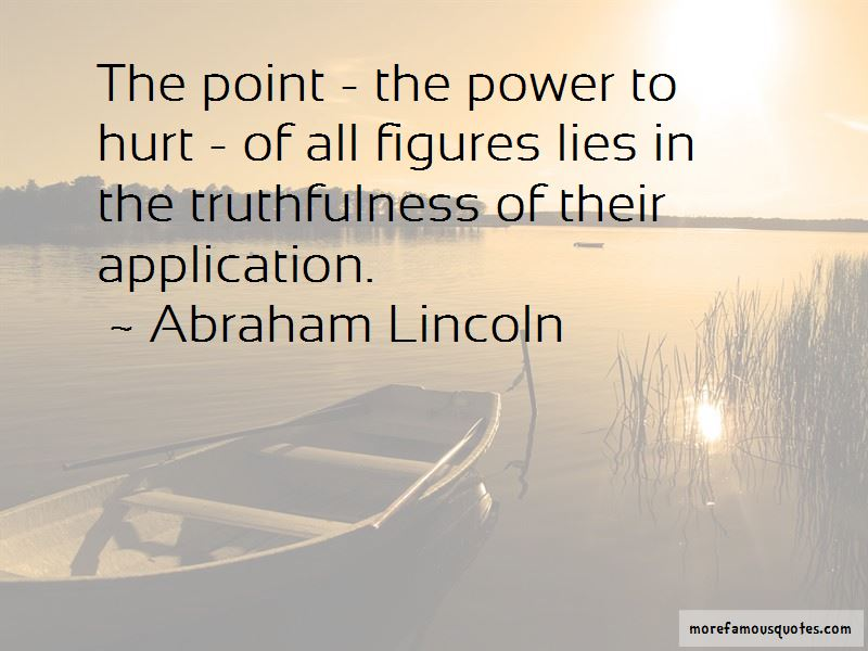 Quotes About Truthfulness And Lies