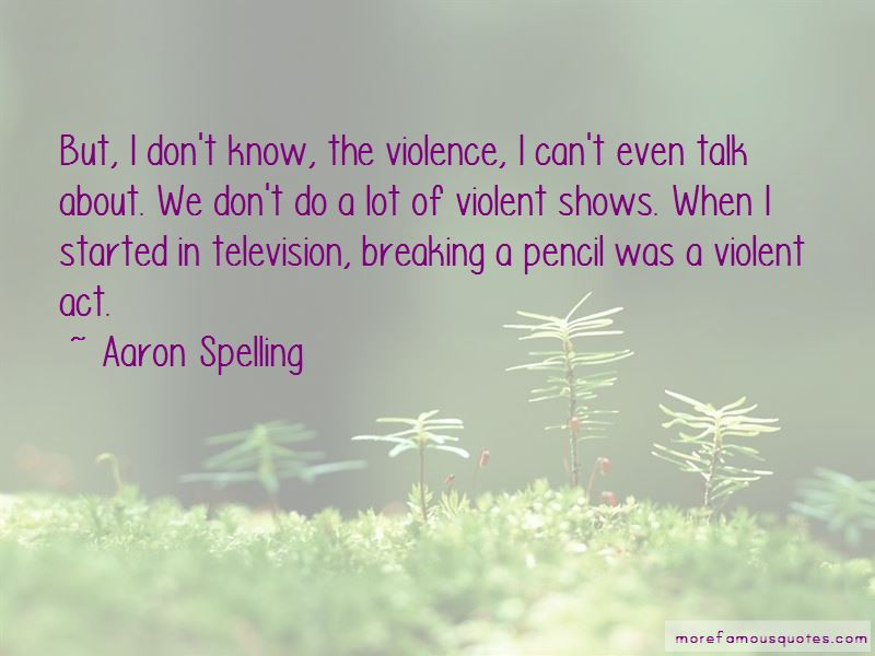 Violence Quotes Pictures 4