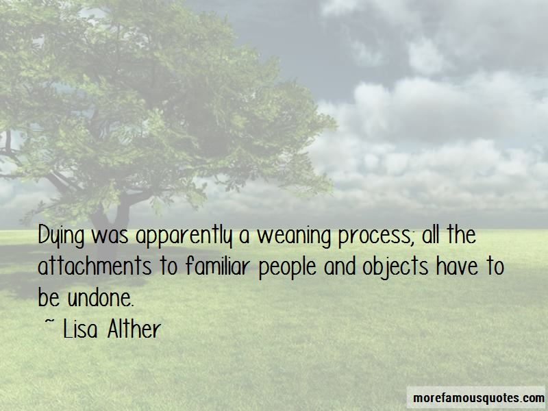 Weaning Quotes Pictures 2